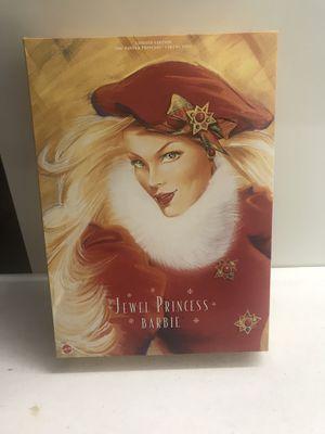 Jewel princess Barbie for Sale in Hudson, FL