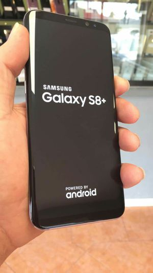 SAMSUNG Galaxy S8 Plus, Factory Unlocked..( Almost New Condition) for Sale in Springfield, VA
