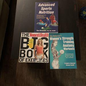 Fitness Books for Sale in Vista, CA