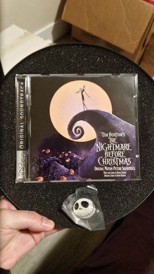 Nightmare Before Christmas soundtrack for Sale in Aloha, OR