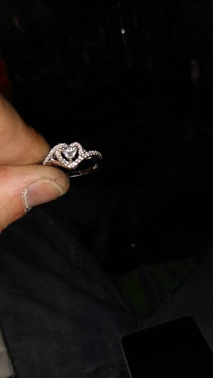 Size nine 799.00 $ ring for women. 200.00 or obo for Sale in Cedar Hill, MO