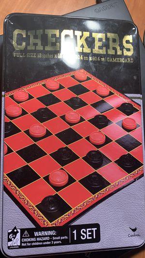 checkers for Sale in San Antonio, TX