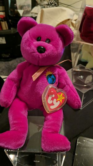 Millennium Beanie baby for Sale in Chelsea, MA