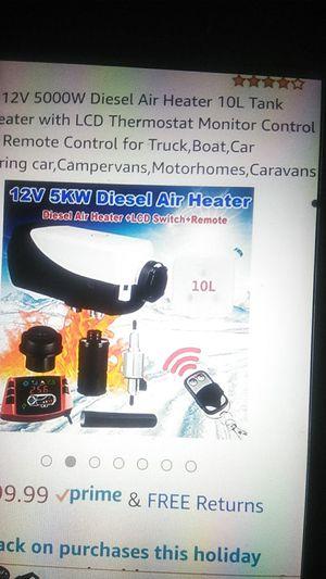Tseipoaoi heater for boat rv etc for Sale in Pembroke Pines, FL