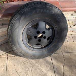 Jeep Wheels and Tires for Sale in Riverside, CA