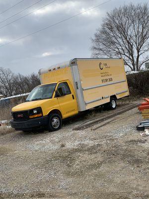 Gmc Box Truck for Sale in Tulsa, OK