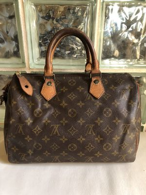 Vintage Louis Vuitton speedy 30 with lock and keys for Sale in Houston, TX