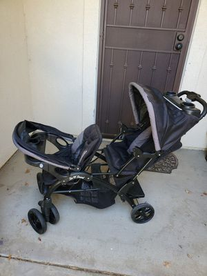 Sit and stand double stroller for Sale in Winchester, CA