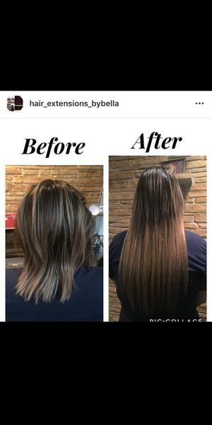 Extensiones de cabello 100% pelo natural for Sale in Mesquite, TX