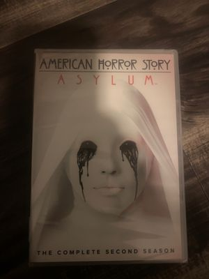American horror story asylum 2nd season for Sale in Austin, TX