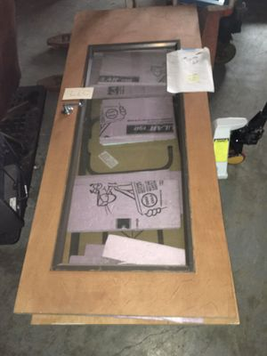 Doors with glass 40$ each for Sale in Hillsboro, OR