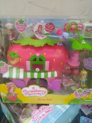 Strawberry shortcake berry cafe for Sale in Fresno, CA