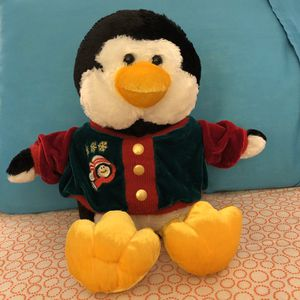 Penguin Plush Stuffed Animal for Sale in Huntington Beach, CA