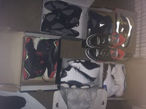 Size 10 Jordan's. All in great shape for Sale in Tacoma, WA