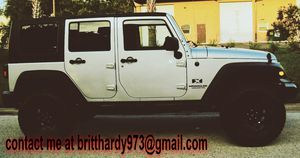 ONE OWNER * RUNS GREAT - LOW MILEAGE JEEP WRANGLER*2007* for Sale in Raleigh, NC