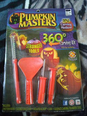New Halloween Pumpkin Carving Kit for Sale in El Cajon, CA