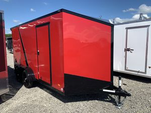 2020 Bravo Scout 7x14 Enclosed Cargo Trailer for Sale in North Jackson, OH