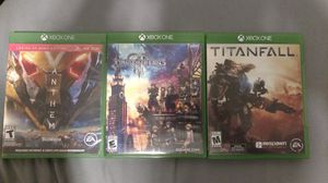 Xbox One games for Sale in Bremerton, WA