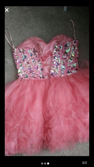 Prom/homecoming dress for Sale in Thonotosassa, FL