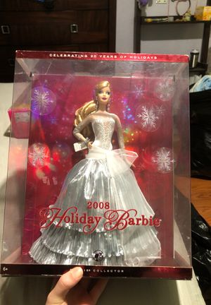 Christmas barbie for Sale in Mission Viejo, CA