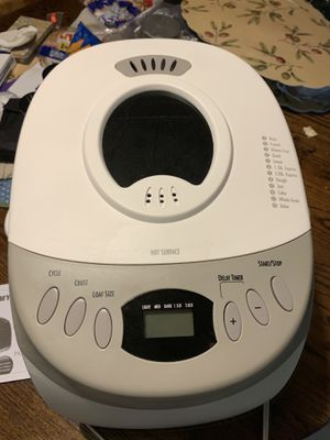 Bread maker for Sale in Fort Worth, TX