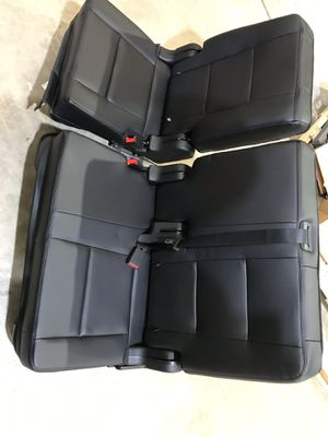 2011-2019 Ford Explorer rear door panels & rear seats police interceptor NEW for Sale in Germantown, MD