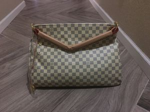 Louis Vuitton Paris checkered tote bag brand new for Sale in Phoenix, AZ