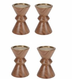 Small Wooden Pillar Holder for Sale in Upland,  CA