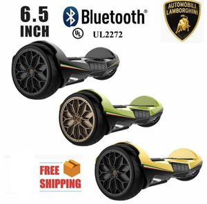 "LAMBORGHINI HOVERBOARD 6.5"" WITH GLYBOARD CORSE APP & BLUETOOTH SPEAKER for Sale in Washington, DC"