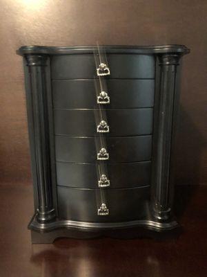 Tabletop Jewelry Armoire for Sale in Alexandria, VA