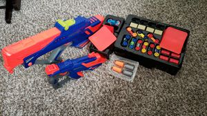 Nerf Nitro Guns, Cars, Ramps, Etc. for Sale in Tigard, OR