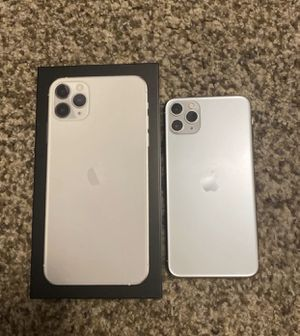 🆕 iPhone 11 Pro Max [Silver]* for Sale in Bonsall, CA