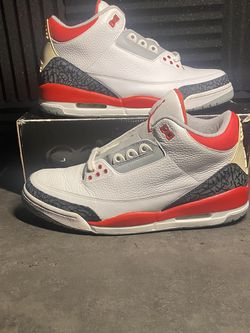 Jordan 3 'Fire red' (2006) for Sale in Graham,  WA