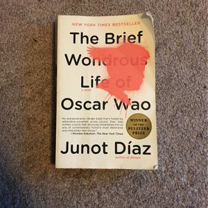 The Brief Wondrous Life Of Oscar Wao Book for Sale in San Francisco, CA