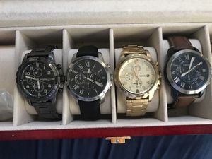 Fossil watches for Sale in San Antonio, TX