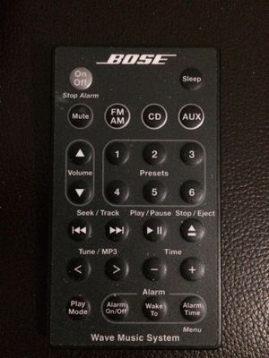 Bose sounddock remote for Sale in Houston, TX