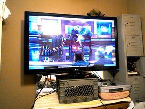 LG 65 inch HD TV w/remote for Sale in Dupo, IL