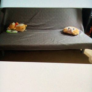Sleeper Sofa / Unfoldable Couch Bed for Sale in Happy Valley, OR