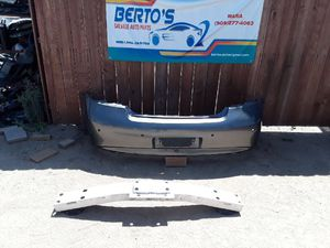 2010-2013 Infiniti G37 G25 Rear Bumper and Reinforcement Bar Parts for Sale in Jurupa Valley, CA
