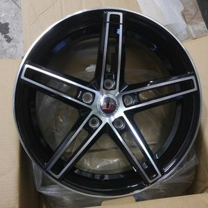 "Brand New 17"" SP49 5x114.3Black Wheels for Sale in Miami, FL"