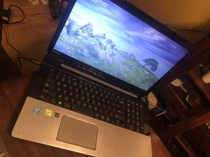 Toshiba laptop I7 for Sale in Wanaque, NJ