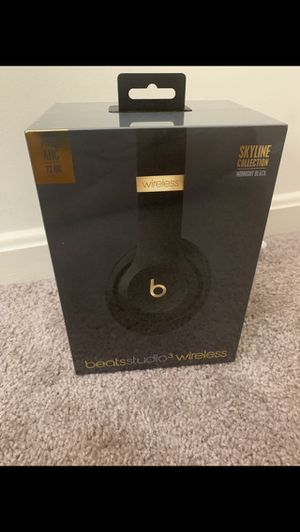 Beats By Dr.DRE Studio3 wireless Skyline Collection for Sale in Silver Spring, MD