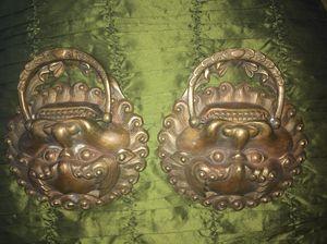 Heavy Brass Door Knockers for Sale for sale  Teaneck, NJ