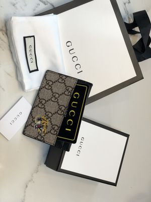 Gucci tiger card holder for Sale in Covina, CA