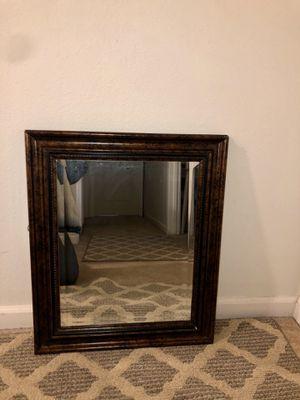 Bronze/Brown decorative Mirror for Sale in West Covina, CA