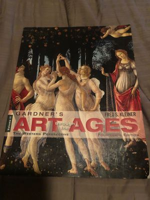 Art through the Ages by Fred S. kleiner for Sale in Tucson, AZ