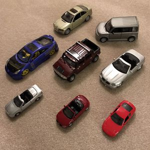 Toy cars vehicle lot for kids children mercedes toyota hummer bmw for Sale in Burtonsville, MD