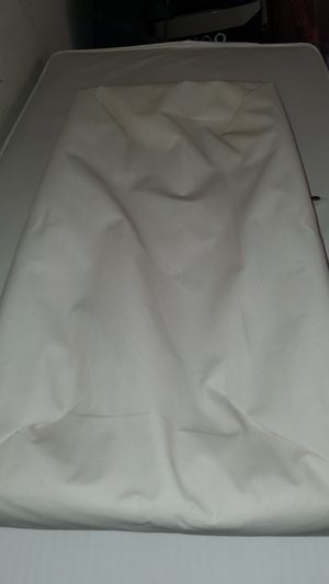 Naturepedic changing table pad for Sale in El Cajon, CA