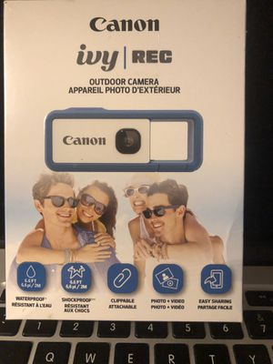 Canon IVY Rec 13.0MP Point and Shoot Waterproof Outdoor Digital Camera for Sale in Stockton, CA