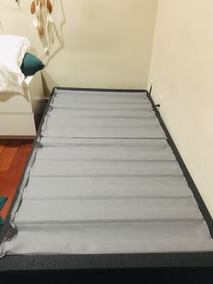 Twin size bed frame (foundation base) for Sale in Boston, MA
